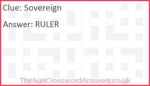 Sovereign Answer